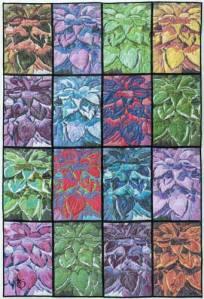 Hosta-art-quilt